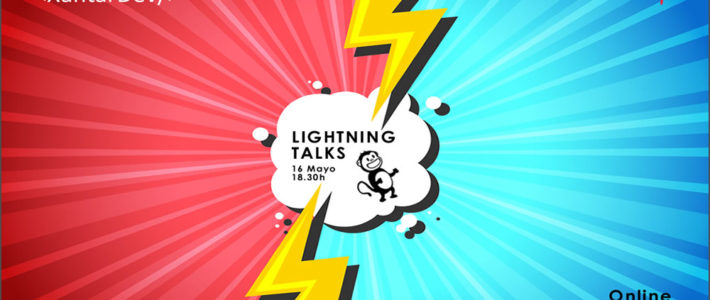 cartel promo Lightning Talks